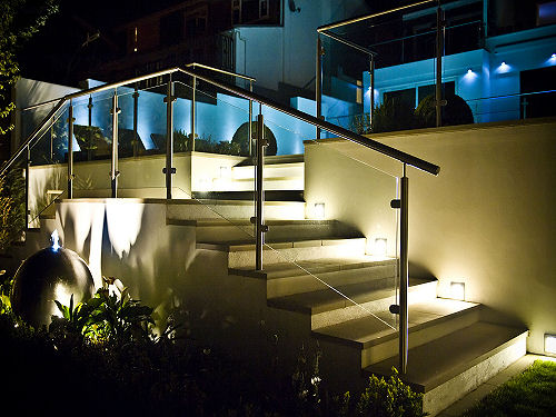 Stainless Balustrade Sample Gallery By Southern Rigging