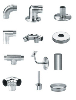 Stainless steel balustrade fitting and components by southern rigging supplies